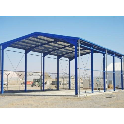 Industrial Structural Fabrication Work