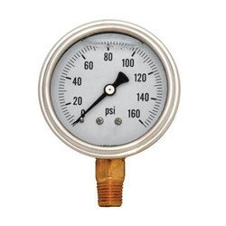 Flush Mounting Pressure Gauges