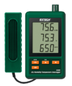Digital Data Logger Extech Sd800 - Co2 Humidity And Temperature Data Logger