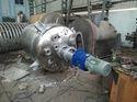 High Pressure Mixing Steel Pressure Vessel
