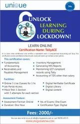Tally ACE Training Service online