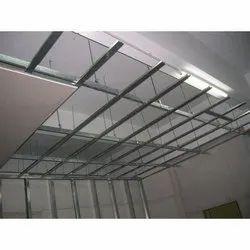 Gypsum ultra False Ceiling Channel , design ultra false ceiling channels ,