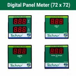 submersible pump control panel digital meter