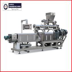 Puff Processing Machine