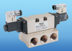 3 Positions / 5 Ports FG Solenoid Valve