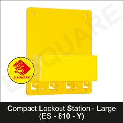 Compact Lockout Tagout Stations - Large
