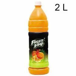 Fruit Jump 2 Ltr Orange Juice