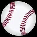 White Baseball