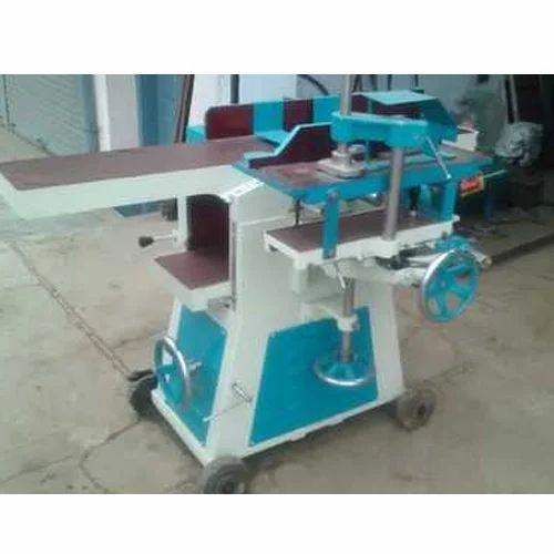 Mild Steel Electric Woodworking Machine Rs 52000 Unit Satluj Engineering Works Id 20007947533