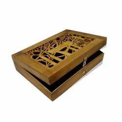 MDF Engraved Box, Capacity: 201-400 kg