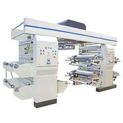Curtain Printing Machine