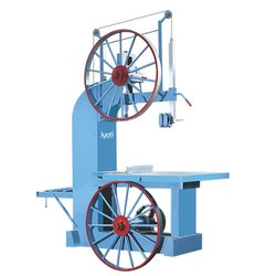 Vertical Bandsaw Machine for Sawmillers