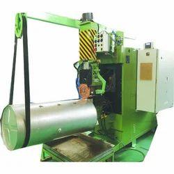 Seam Welding Machine For Fuel Tanks