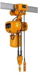 5 Ton Chain Hoist With Central Trolley