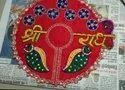 Embroidered Designer Laddu Gopal Dress