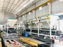 Three bin Automatic Batching plant for Fly Ash Bricks Making machine
