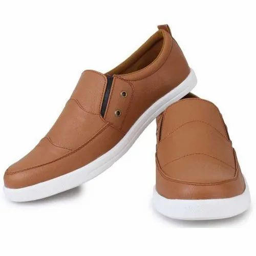 D-SNEAKERZ Synthetic Leather Casual