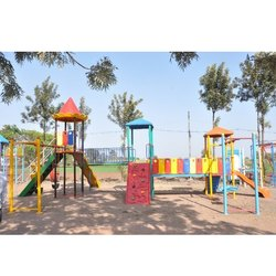 MPPS UNIT -7 Outdoor Playground Equipment