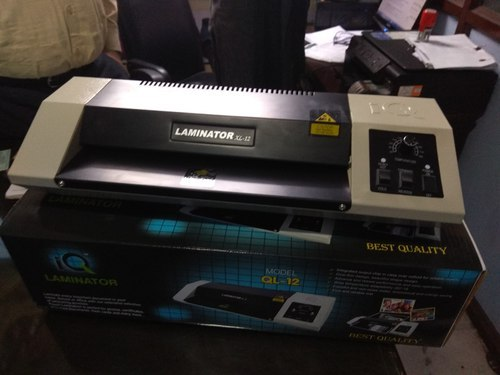 IQ QL 12 Lamination Machine