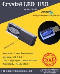 Crystal Squar USB Pendrive