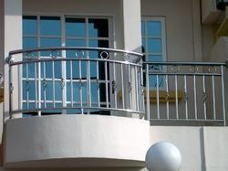 Balcony Design Railing