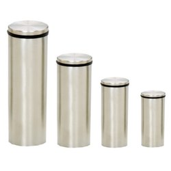 Stainless Steel Glass Stud