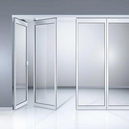 Silver Aluminum Door Frames Sections, Rs 150 /kilogram, Gujarat ...