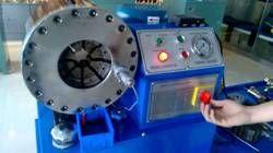 Horizontal Hydraulic Hose Cimping Machine