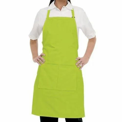 Plain Cotton Apron for Kitchen, Packaging Type: Packet