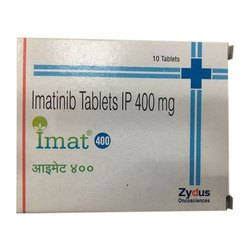 Imat Imatinib 400mg Tablet