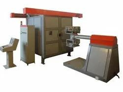 20HP Shuttle Type Rotational Moulding Machines