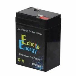 自行车6V/4.5Ah称量电池