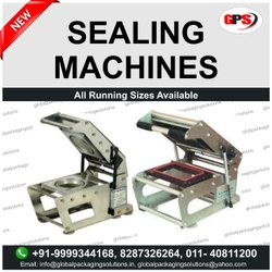 Cup and Glass Sealing Machine