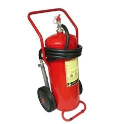 Winmex Carbon Steel Wheeled Fire Extinguisher