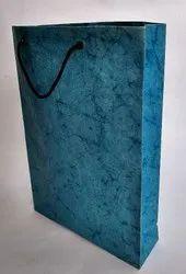 Handicraft paper bag