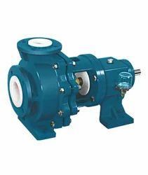 PVDF Lined Process Pump