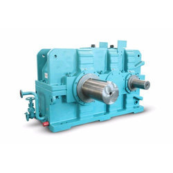 Helical and Bevel Gearbox