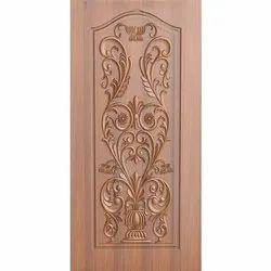 Decorative Wooden Interior Door