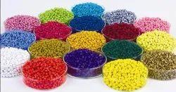 Reprocessed Polycarbonate Granules Multi colour