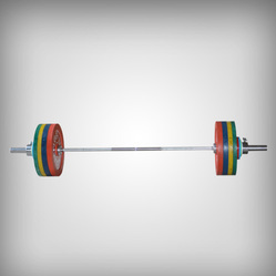 Barbell Olympic 187 KG Pack