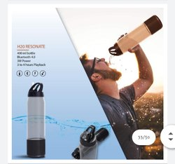 Bluetooth Bottle Speaker