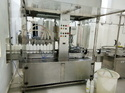 Monoblock Volumetric Liquid Filling Machine