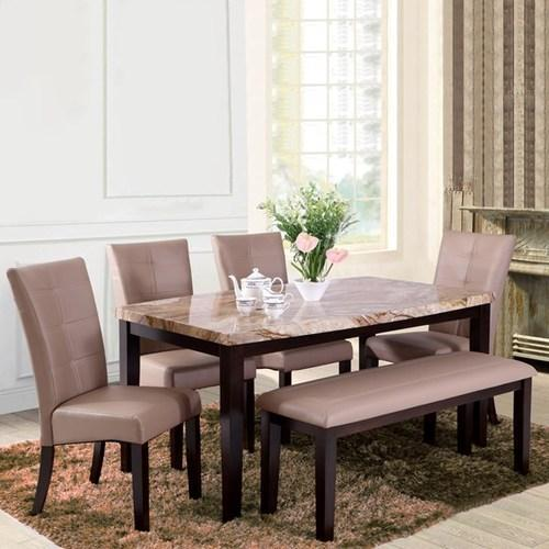 60 inch36 inch chairs normal size and 1 bench 6 seater dinning 36 Inch Dining Bench
