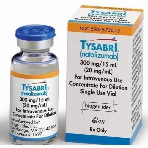 TYSABRI 300mg Injection Natalizumab (20mg/ml) Injection