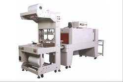 Frontal Feeding Auto Web Sealer and Shrink Tunnel