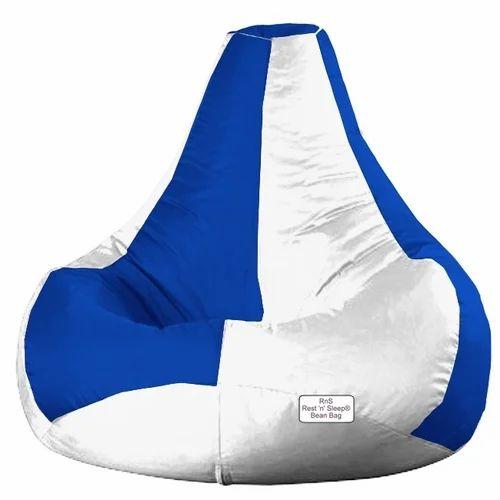 Brilliant Bean Bag Chair Teardrop Light Blue Alphanode Cool Chair Designs And Ideas Alphanodeonline