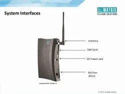 Matrix Simado GFX11E Fixed Cellular Terminal