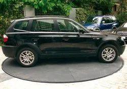 Varam Turntable Car Parking System, 415 V, Capacity: Max 4000 Kgs