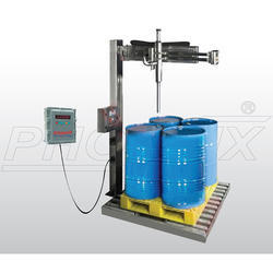 Ex Proof Palletized Drum Filling Machine