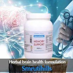 Brain Health Formula - Smrutihills - 900 Capsules